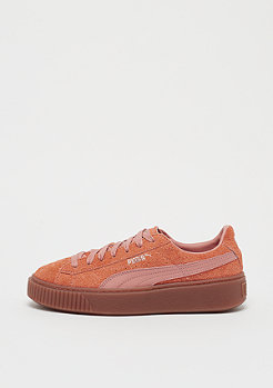 Puma Suede Platform Elemental cameo brown/gum/rose gold