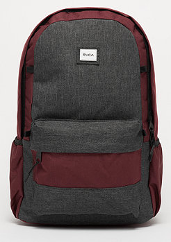 RVCA Frontside charcoal heather