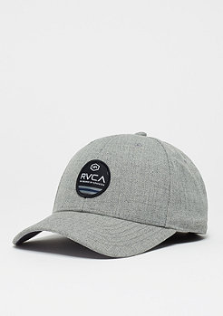 RVCA Machine heather grey
