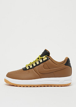 NIKE Lunar Force 1 Low Duckboot ale brown/ale brown/black/white