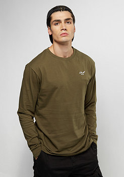 Reell Universe Logo olive