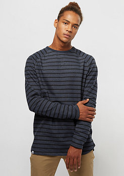 Reell Stripe dust navy & black