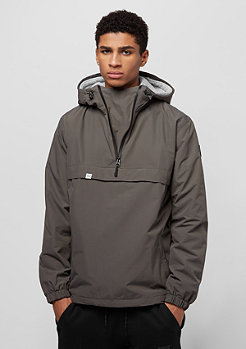 Reell Hooded Windbreaker grey