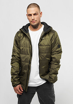 Reell Hooded Stitch dark olive