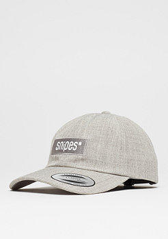 SNIPES Unstructured Box Logo grey
