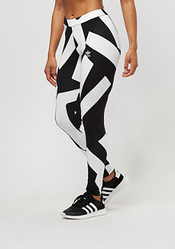 adidas Legging black/white