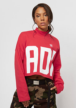 adidas Crop HN Sweat red/white