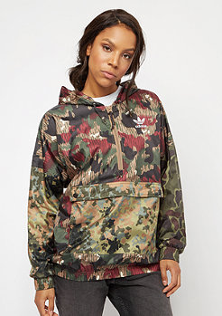 adidas Windbreaker HZ camo