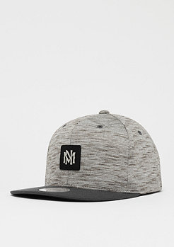 Mitchell & Ness Brushed Melange grey/charcoal