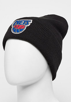 Mitchell & Ness Team Logo Cuff HWC New Jersey Nets black