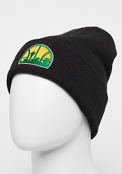 Mitchell & Ness Team Logo Cuff HWC Seattle Supersonics black