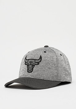Mitchell & Ness Space Knit Reflective 110 NBA Chicago Bulls charcoal/black