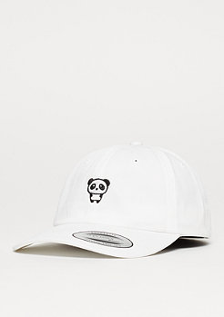 Mister Tee Baseball-Cap Panda Dad white