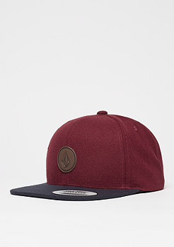 Volcom Quarter Fabric dark port