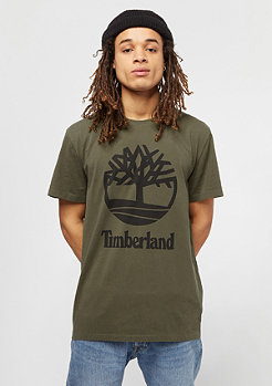 Timberland Linear Basic Staked olive night