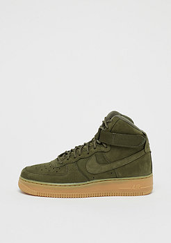 NIKE Air Force 1 High WB (GS) medium olive/medium olive