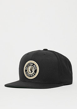 Brixton Rival black/gold