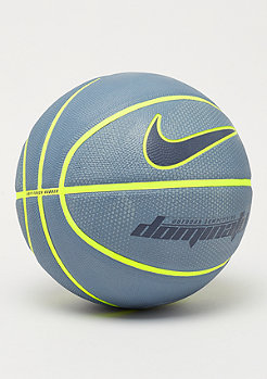 NIKE Basketball NBA Basketball Dominate 8P (Size 7) armory blue/volt/volt