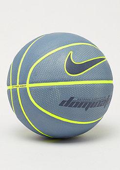 NIKE Basketball Ballon de basket Dominate 8P (Size 7) armory blue/volt/volt