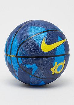 NIKE Basketball KD Playground 8P (Size 7) photo blue/black/binary blue