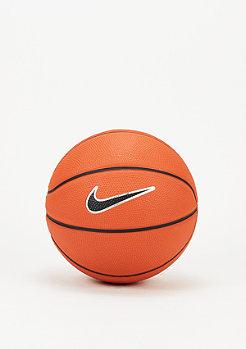 NIKE Ballon de basket Swoosh Skills amber/black/white/black