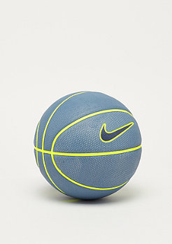 NIKE Basketball Ballon de basket Swoosh Kills (Size 3) armory blue/volt/volt