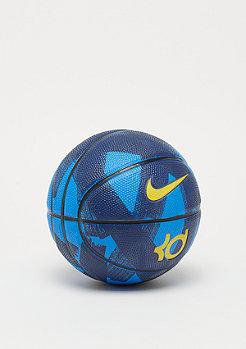 NIKE Basketball KD Skills (Size 3) photo blue/black/binary blue/amarillo
