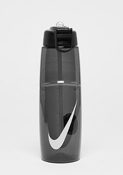 NIKE T1 Flow Swoosh Water Bottle anthracite/white