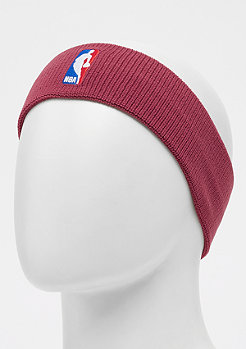 NIKE Basketball Headband NBA team red/tream red