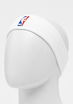 NIKE Basketball NBA Headband white/white