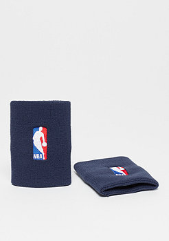 NIKE Basketball NBA Wristbands college navy/college navy