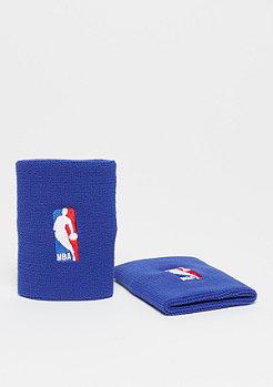 NIKE Basketball Wristbands NBA rush blue/rush blue