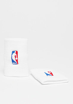 NIKE Wristbands NBA white/white