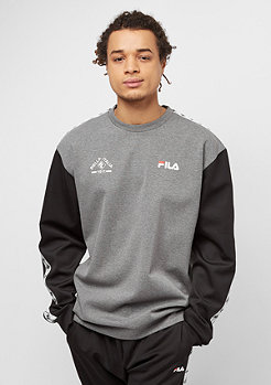 Fila FILA Urban Line Crew Sweat Grayson Light Grey Mel