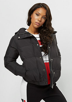 Urban Classics Hooded Puffer black