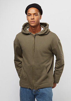 Urban Classics Long Sweat army green