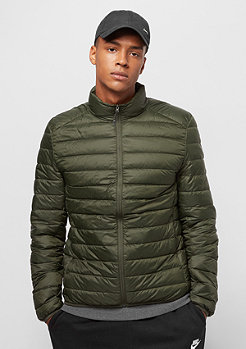 Urban Classics Basic Down dark olive