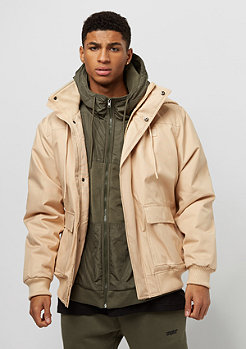 Urban Classics Heavy Hooded beige