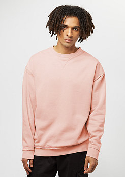 Urban Classics Oversized Open Edge light rose