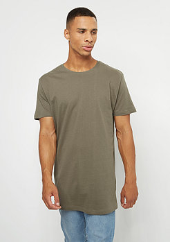 Urban Classics Shaped Long army green