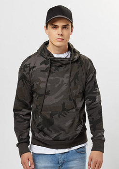 Urban Classics High Neck dark camo