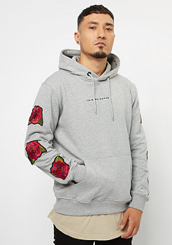 Criminal Damage CD Hood Rosa grey/multi