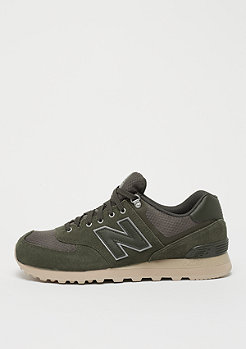 New Balance ML 574 PKT military foliage green