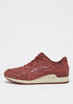 asics Tiger Gel-Lyte III russet brown