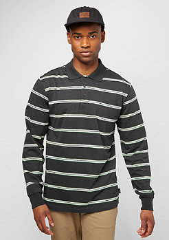Brixton Noah Polo washed black