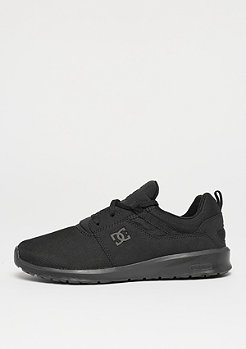 DC HEATHROW M SHOE 3BK black/black/black