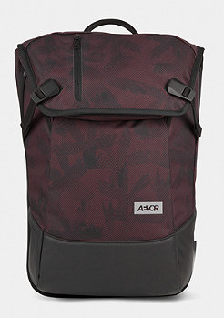 Aevor Daypack Palmred red/black