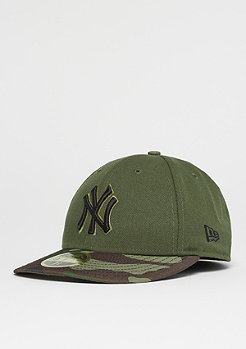 New Era 59Fifty Memorial Day MLB New York Yankees riflegreen
