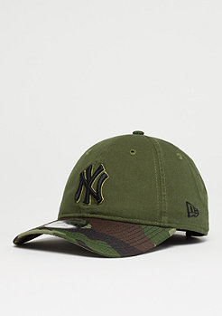 New Era 9Twenty Memorial Day MLB New York Yankees riflegreen