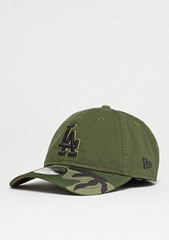 New Era 9Twenty Memorial Day MLB Los Angeles Dodgers riflegreen